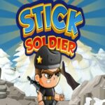Army Stick Soldier