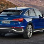 Audi Q5 Sportback 2021 Slide