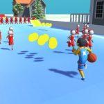 Basket Ball Runner