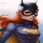 Batgirl – SpiderHero Runner Game Adventure