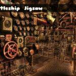 Battleship jigsaw