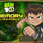 Ben 10 Memory Alien Force