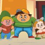 Bully kids clicker
