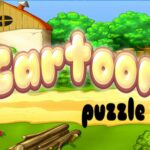 Cartoon Puzzle HD