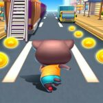 Cat Runner – Rolling TOM