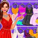 Cendrillon dress up game