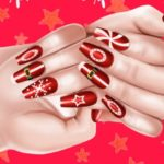 Christmas Fashion Nail Salon