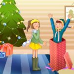 Christmas Lovers Slide
