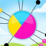 Color Pin Circle – Addictive Pin Shooter Game