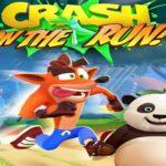 Crash Bandicoot and Little Panda: On the Run! 2
