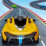 Crazy Car Impossible Sky Tracks