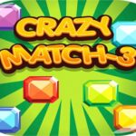 Crystal Crush Crazy Candy Bomb Sweet match3 game
