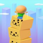 Cube Surfer! Scape The Block