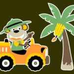 Cute Cars For Kids Coloring
