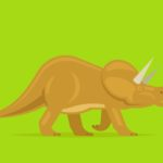 Cute Dinosaurs Coloring