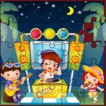 Cute Little Kids Jigsaw