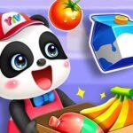 Cute Panda Supermarket