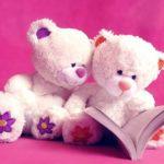 Cute Teddy Bears Slide