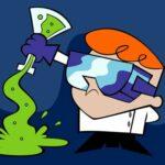 Dexters Laboratory Match 3