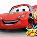 Disney Cars Coloring Book