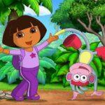 Dora – Find Seven Differences