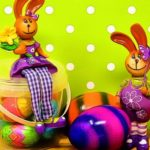 Easter Bunnies Puzzle