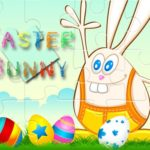 Easter Bunny Puzzle