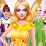 Fashion Icon – Model Makeover