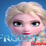 Frozen Elsa Runner! Games for kids