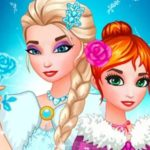 Frozen Queen Dress Up