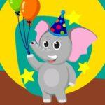 Funny Elephant Style Jigsaw