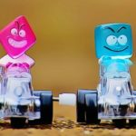 Funny Racing Cars Puzzle