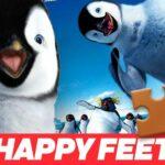 Happy Feet Jigsaw Puzzle