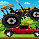 Hill Climb Tractor