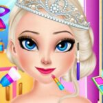 Ice Princess Wedding Disaster