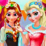 Ice Queen – Beauty Dress Up Games