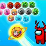 Impostors Bubble Shoot Puzzle