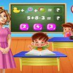 Kindergarten School Teacher Kids Learning Games