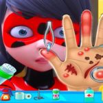 ladybug miraculous Hand Doctor – Fun Games for Gir