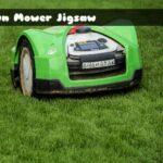 Lawn Mower Jigsaw