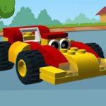 Lego Car Memory