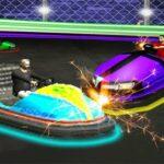 Light Bumping Cars Extreme Stunts: Bumper Car Game