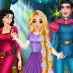 Long Hair Princess Tangled Adventure