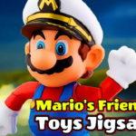 Mario's Friends Toys Jigsaw