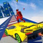 Mega Ramp Car Stunt: GT Mega Ramp Car Racing 2021