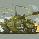 Military Vehicles Match 3