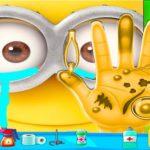 Minion Hand Doctor Game Online – Hospital Surgery