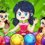 Miraculous Ladybug Bubble Shooter