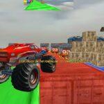 Monster Truck Driving Stunt Game Sim