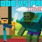 Noob vs Pro – Boss Levels